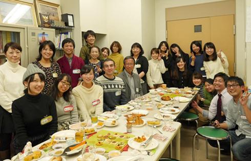 2015.12.22 クリスマスパーティー2015
